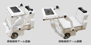 スマートロボティクスとACCESS、ドローンと連携する地上配送ロボットを開発