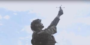 アメリカ海兵隊、手榴弾を飛ばすドローンをテスト