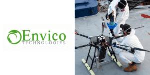 10億本の木を植える!NZのドローン会社Evico Technologies