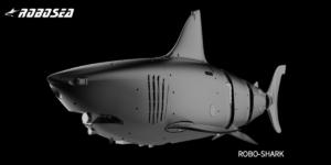 中国の軍事エキスポにて、サメ型の水中ドローン「ROBO-SHARK」公開