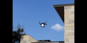 A.L.I. とミサワホーム、ドローンが住宅に個別配送するシステム実装
