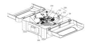 DJIが「Drone-in-a-box(ドローンインボックス)」の特許取得