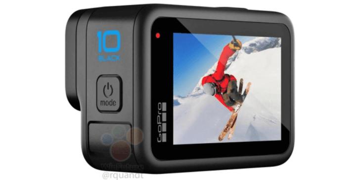 「GoPro Hero 10 Black」の情報がリーク!5.3K 60fpsの動画撮影!?