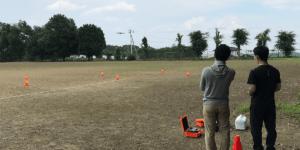 TEAD、群馬県立農林大学校でドローンの授業実施