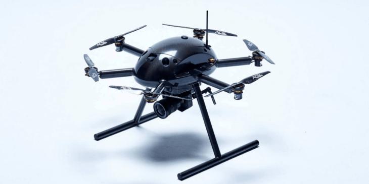 VFR、産業用ドローン「ACSL-PF2」を購入できる「VFR SHOP」開設