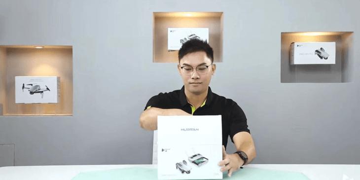 Hubsanの新ドローン「Zino Mini Pro」発売前にチュートリアルビデオ公開
