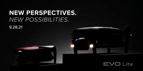 9月28日発売!新ドローン「Autel EVO Lite/Lite Plus」に関するリーク情報まとめ