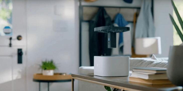 アメリカにて、Amazonの室内用の監視ドローン「Ring Always Home Cam」販売開始