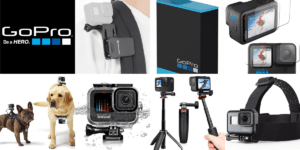 【保存版】GoPro「Hero10 Black」のおすすめアクセサリー10選