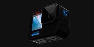 GoPro「Hero 10 Black」販売開始!5.3K 60fps撮影可能なアクションカメラ