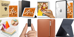 【2021年】iPad Mini 5がもっと便利になる!人気おすすめアクセサリー8選