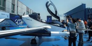 EHang、中国国際航空宇宙博覧会にてAAV「VT-30」公開