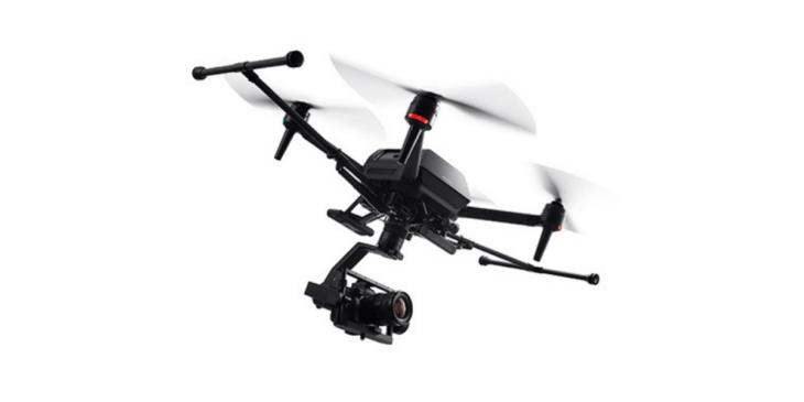 ソニー製プロ向けドローン「Airpeak S1」と関連アクセサリー受注開始