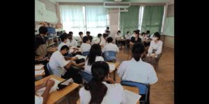 ドローン会社Terra Drone、大阪府摂津市の中学校に職種体験プログラムを提供