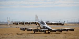 テトラ・アビエーション、新型eVTOL「Mk-5」の飛行動画初公開