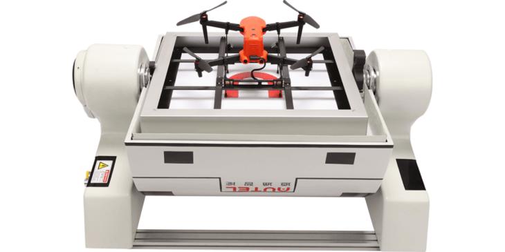 Autel、EVO2シリーズ向けの自動充電ステーション「EVO Nest」発表