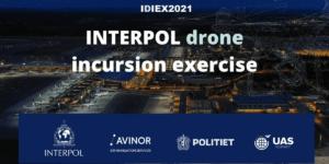 インターポール、オスロの空港でカウンタードローンシステムをテスト