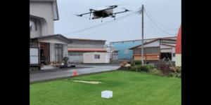 上士幌町で先進的なドローン配送の実証実験(観光商品開発・ドローン宅配・牛の検体配送)